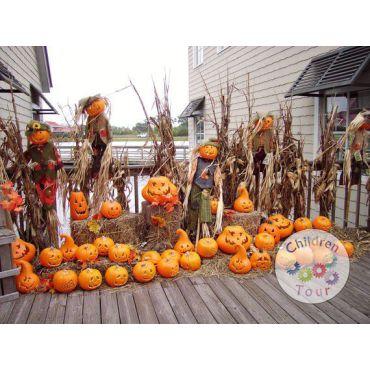 Excursie de Halloween la Doftana