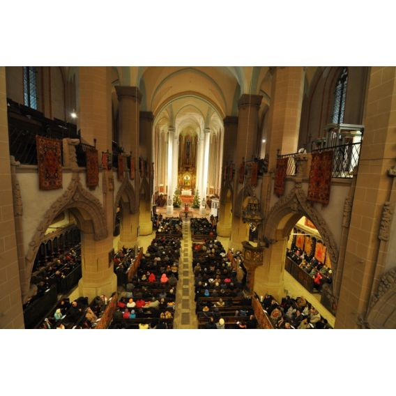 Excursie la Concertul de Craciun de la Biserica Neagra