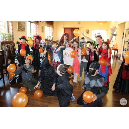 Excursie de Halloween la Campulung Muscel