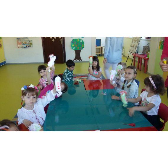 Atelier Papusele din Sosete