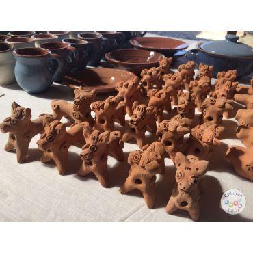 Atelier de decorat ceramica