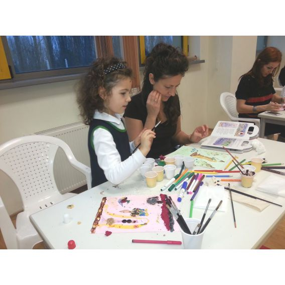 Atelier de carte ilustrata