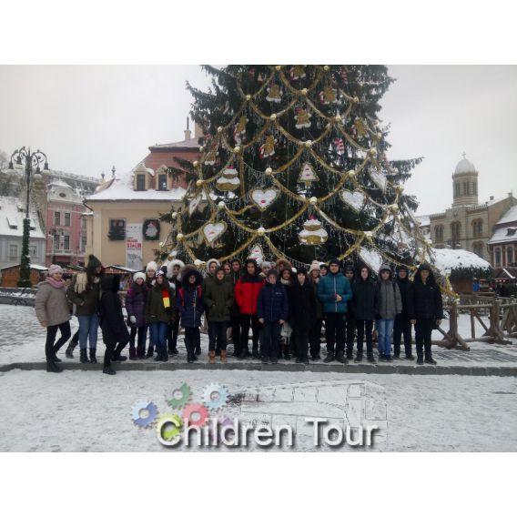 Excursie de 2 zile la Targurile de Craciun din Brasov si Sibiu