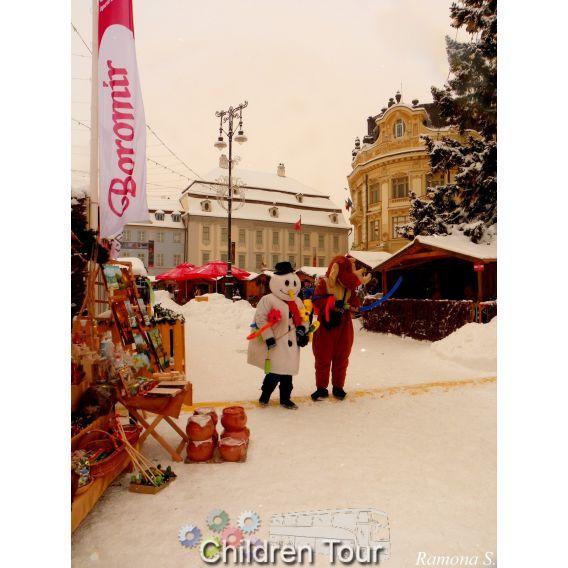 Excursie la Targul de Craciun din Brasov